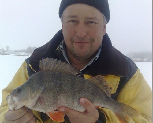 Рыбалка в Белгородской области с Александром Прохоровым