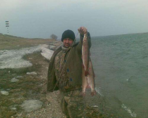 Рыбалка в Иркутской области с Владиславом