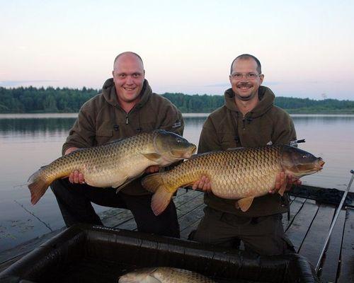 Рыбалка на озере Шейно, клуб «Завидово-СТД»