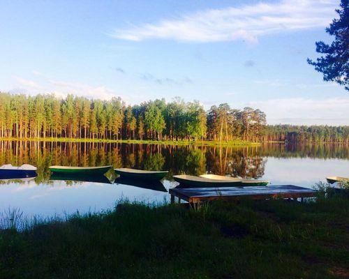 Курорт «Коркинское озеро»