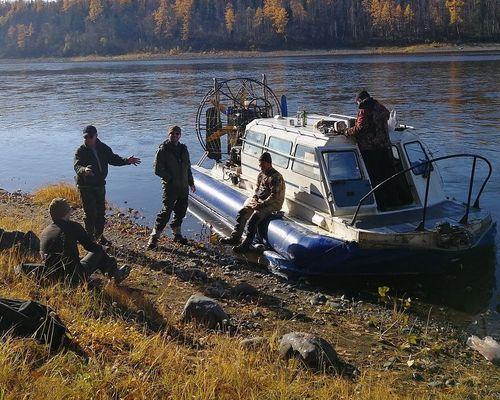 Рыболовный тур «За тайменем в Сибирь»