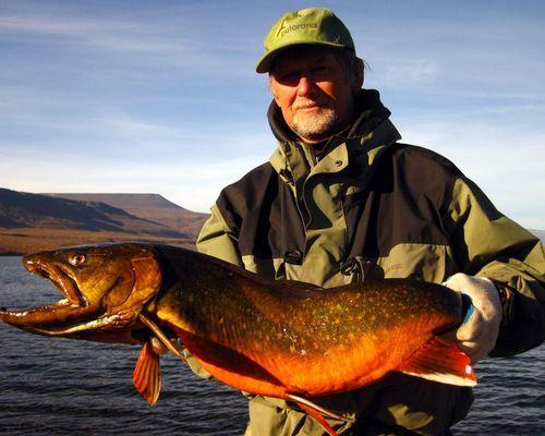 Путешествие на Полюс недоступности и рыбалка