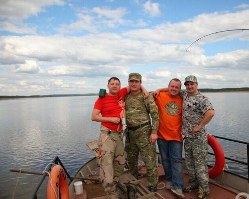Королевская рыбалка на Оби и притоках