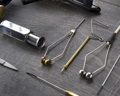 Инструмент для вязания мушек. Начальный уровень