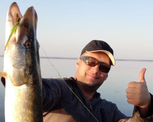 Рыбалка в Краснодарском крае с Денисом Опаровским