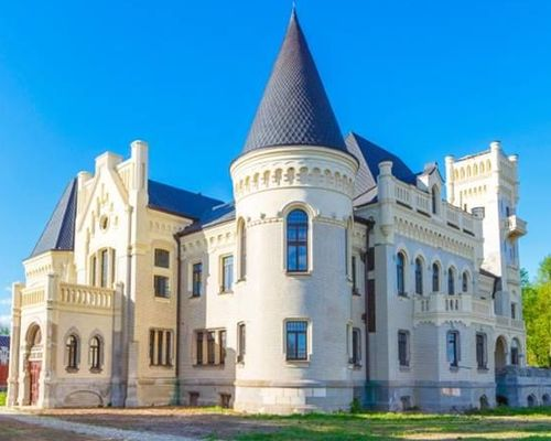 Парк-отель «Замок Понизовкина»