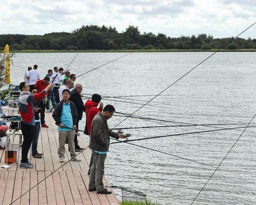 Зона отдыха «Царская рыбалка»