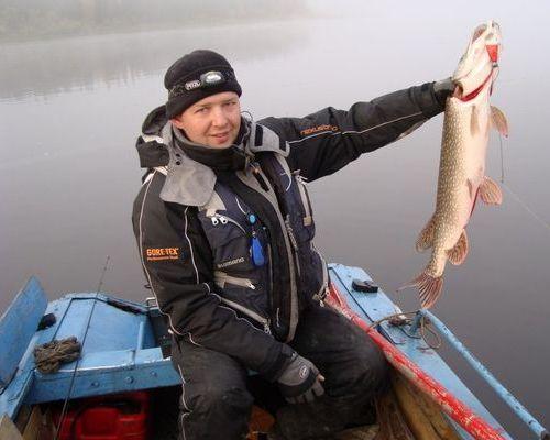 Рыболовный тур на реке Северная Сосьва