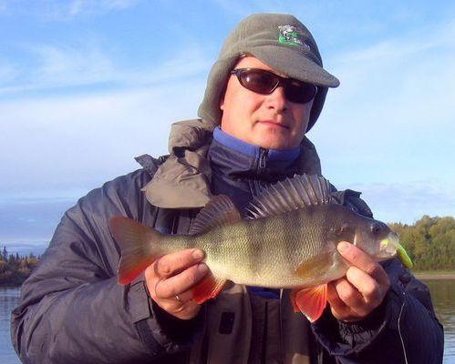 Рыболовный тур на реке Ляпин