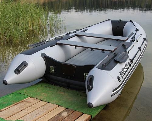 Выбираем надувную лодку для рыбалки правильно