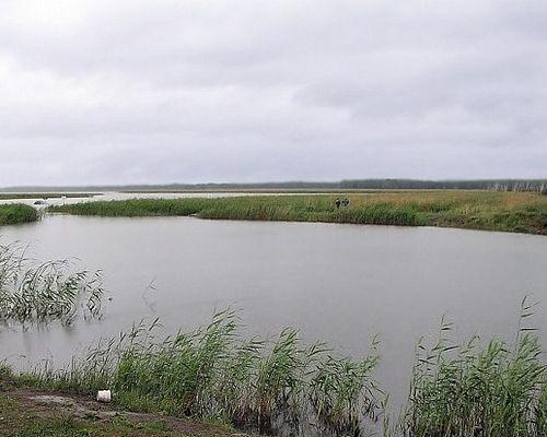 Рыбалка на озере Черталы