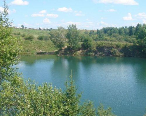Платный водоем «Сибирская жемчужина»