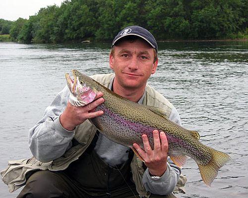 Рыбалка со сплавом по реке Ича