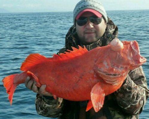 Морская и речная рыбалка в Петропавловске-Камчатском с Русланом