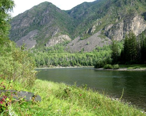 Конно-водный поход с рыбалкой по рекам Серлиг-Хем, Бий-Хем