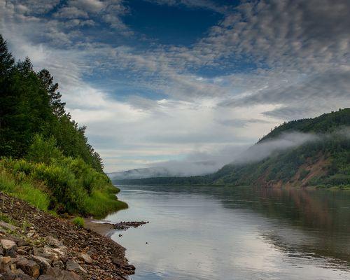 Сплав по реке Амгунь
