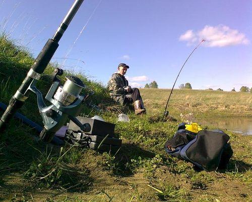 Платная рыбалка в Анжерском