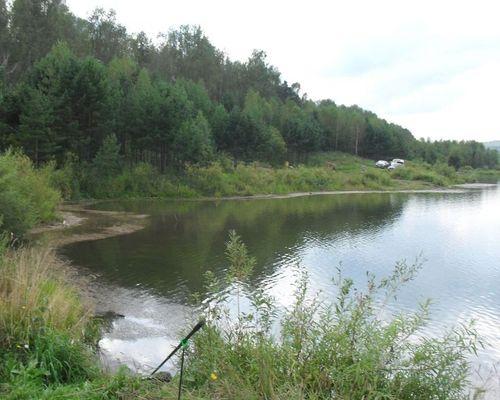 Платный водоем на реке Юрман