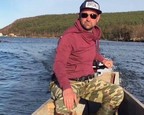 Рыбалка в Хабаровском крае с Виталием Выскоревым