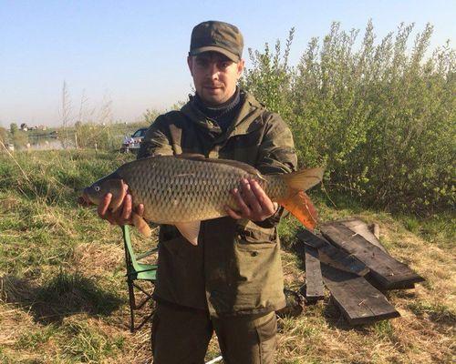Рыбалка в Коновалово