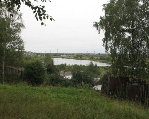 Спасское озеро