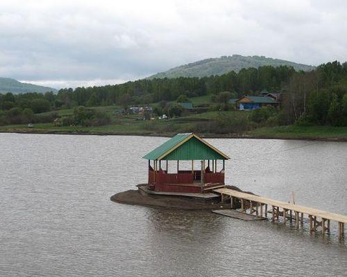 Рыбалка на озере Киреево