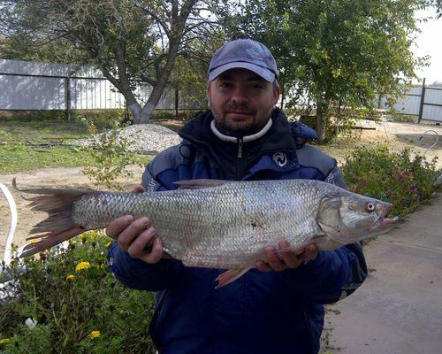 Рыболовный комплекс «Домик рыбака»