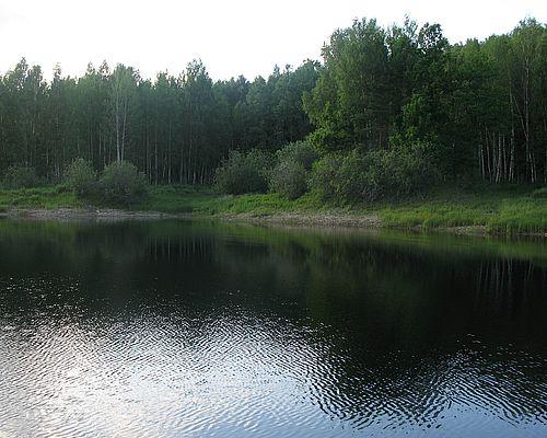 Индовище озеро