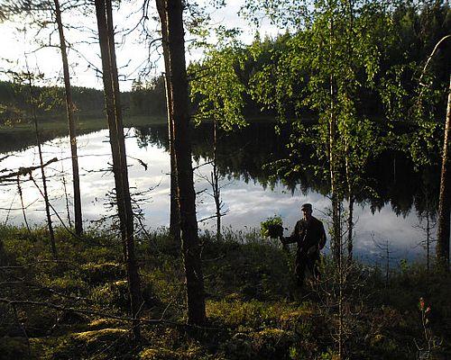 Рыбалка и охота в Карелии с Андреем