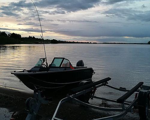Рыбалка в Татарстане с Андреем