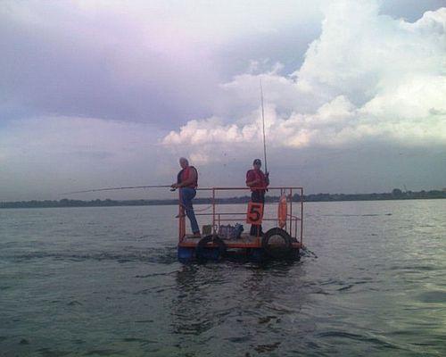 Водоем «Рыбалка у Плотины»