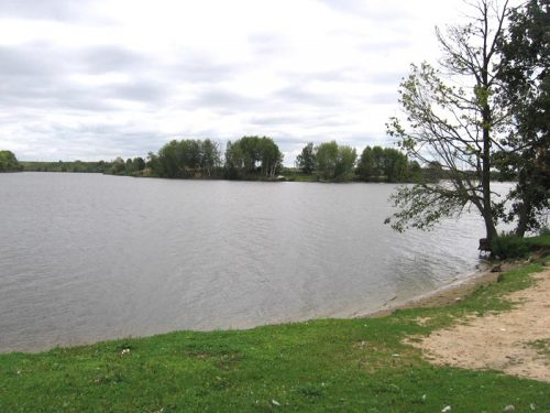 Десятуха озеро