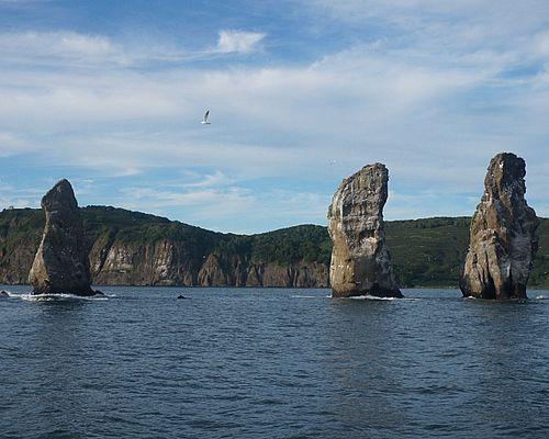 Морская прогулка в бухту Тихая и Гротовая с рыбалкой