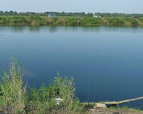 Рыбопромысловый участок Глухой (озеро Глухое)