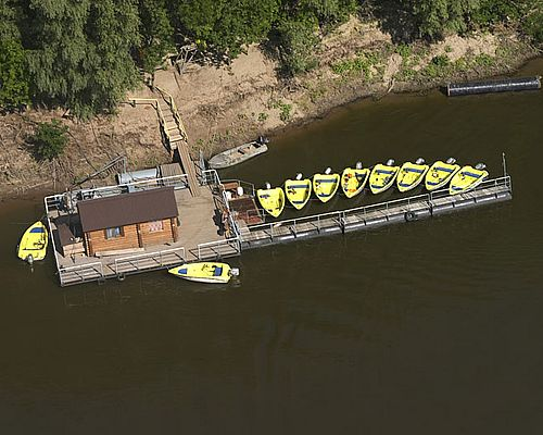 Рыболовная база «Робинзон»