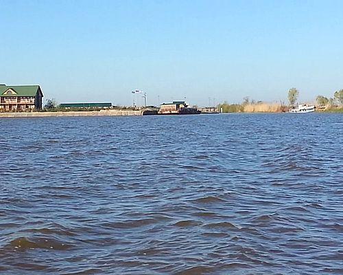 Рыбалка в Астрахани с Виталием