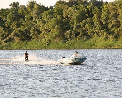 Рыболовно-охотничья база отдыха «Седьмое небо»