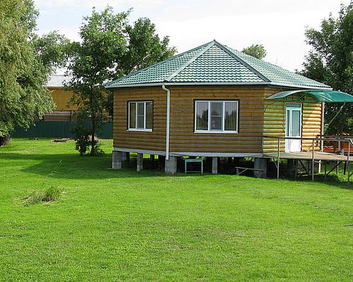 База отдыха «Зеленый Остров 54»
