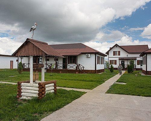 Рыболовно-охотничья база «Осётр»