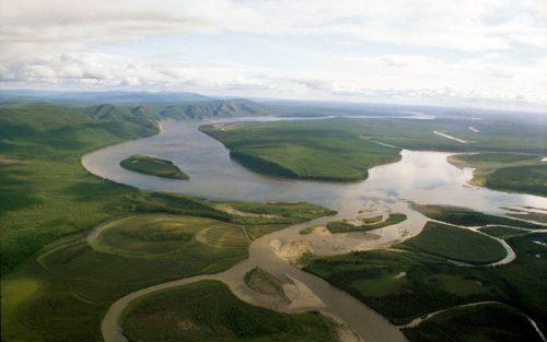 Рыболовный тур на осетра в устье реки Алдан