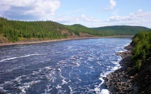 Рыболовный тур на осетра в устье реки Вилюй