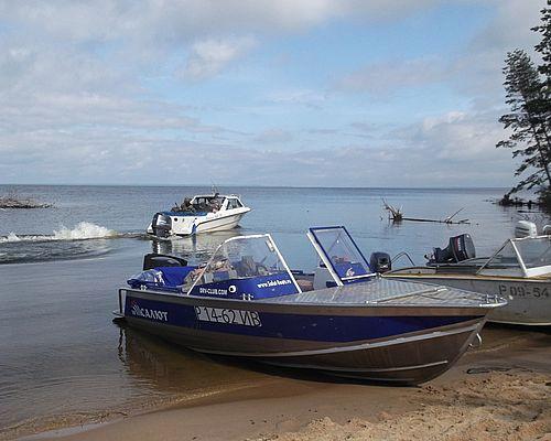 Рыбалка круглый год на Горьковском водохранилище