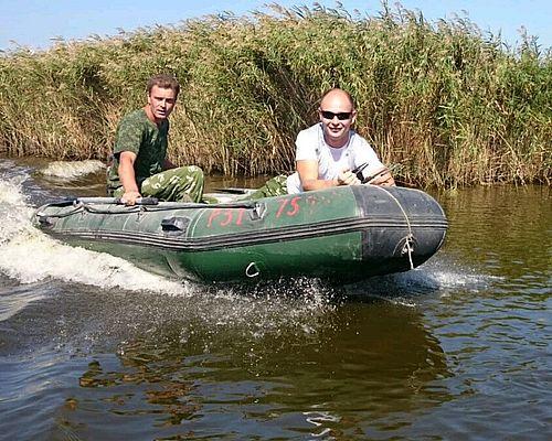 Рыбалка в Краснодарском крае с Павлом