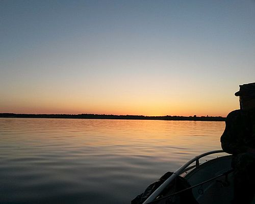Рыбалка с Нижегородской области с гидом