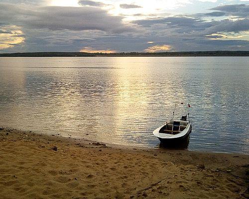 Рыбалка в Нижегородской области с Борисом