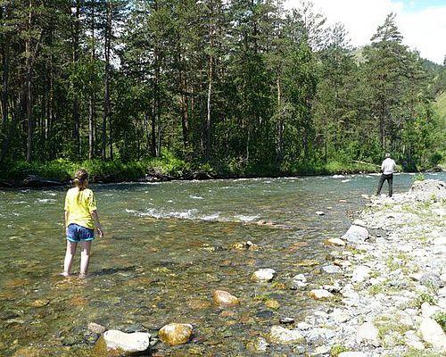 Форелевое озеро «Тук-Зажа»