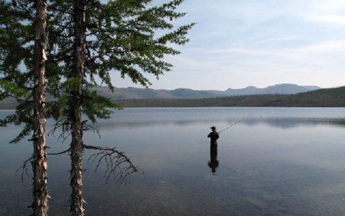 Рыболовный тур на реку Аллах-юнь