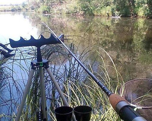 Рыбалка во Владимирской области с Андреем
