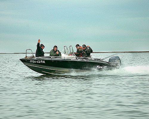 Рыболовная база отдыха «Маяк»
