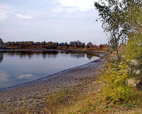 Пруд в Александровке
